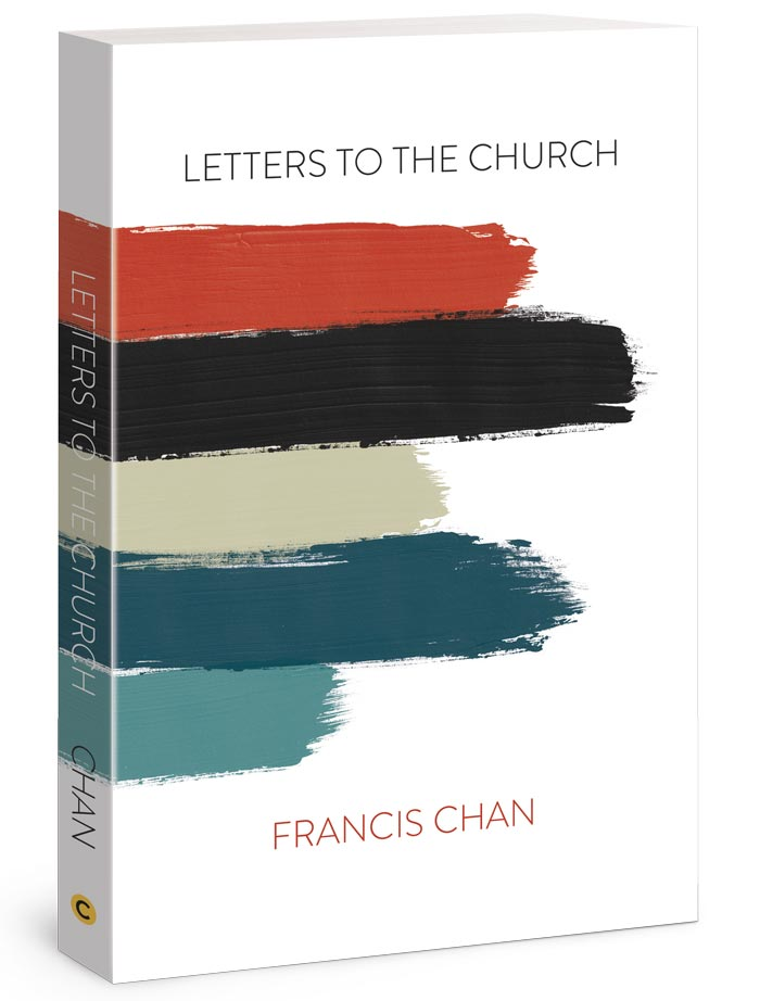 Letters to the Church book cover